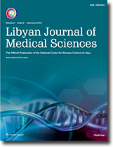 Libyan Journal of Medical Sciences : Table of Contents